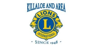 Killaloe and Area Lions Club logo