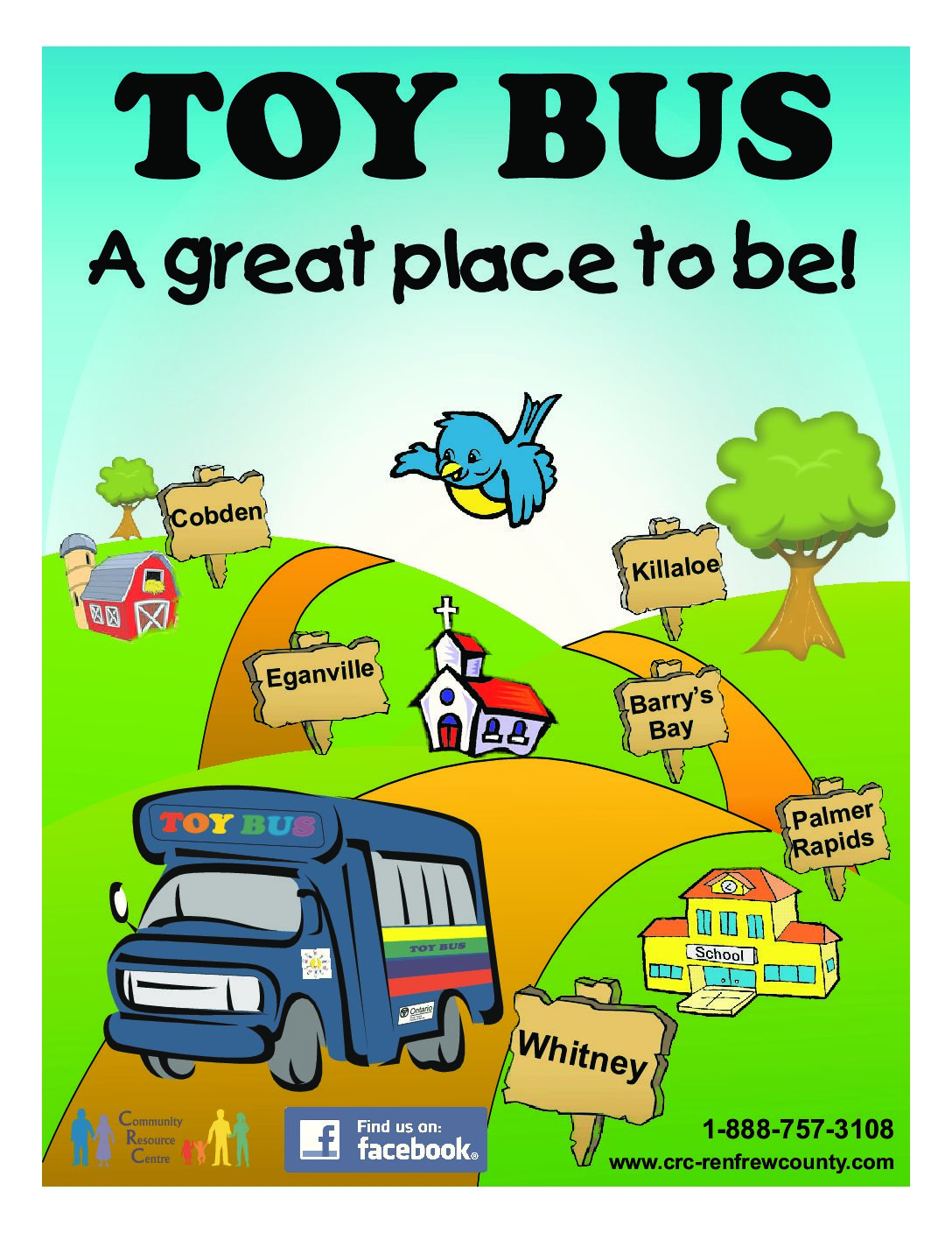 Toy Bus Colouring Book 2