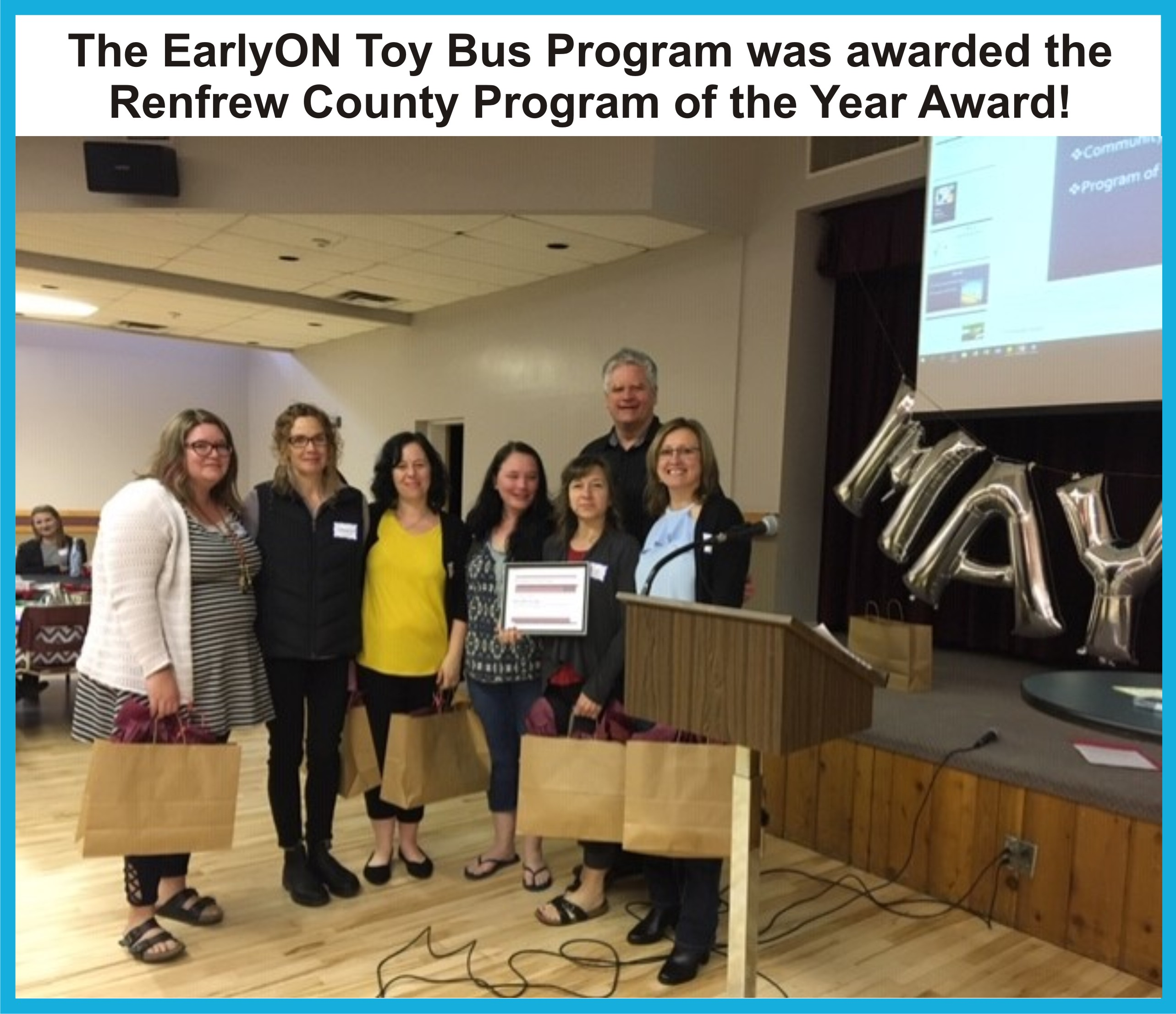 Toy Bus – Community Resource Centre